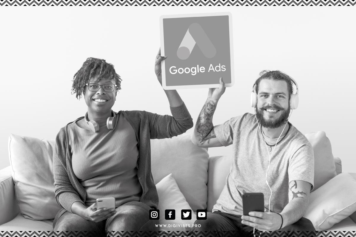 Publicité sur Google Adword Dakar Sénégal