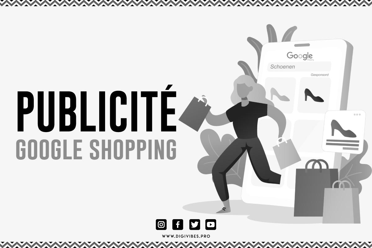 Google shopping Dakar Sénégal