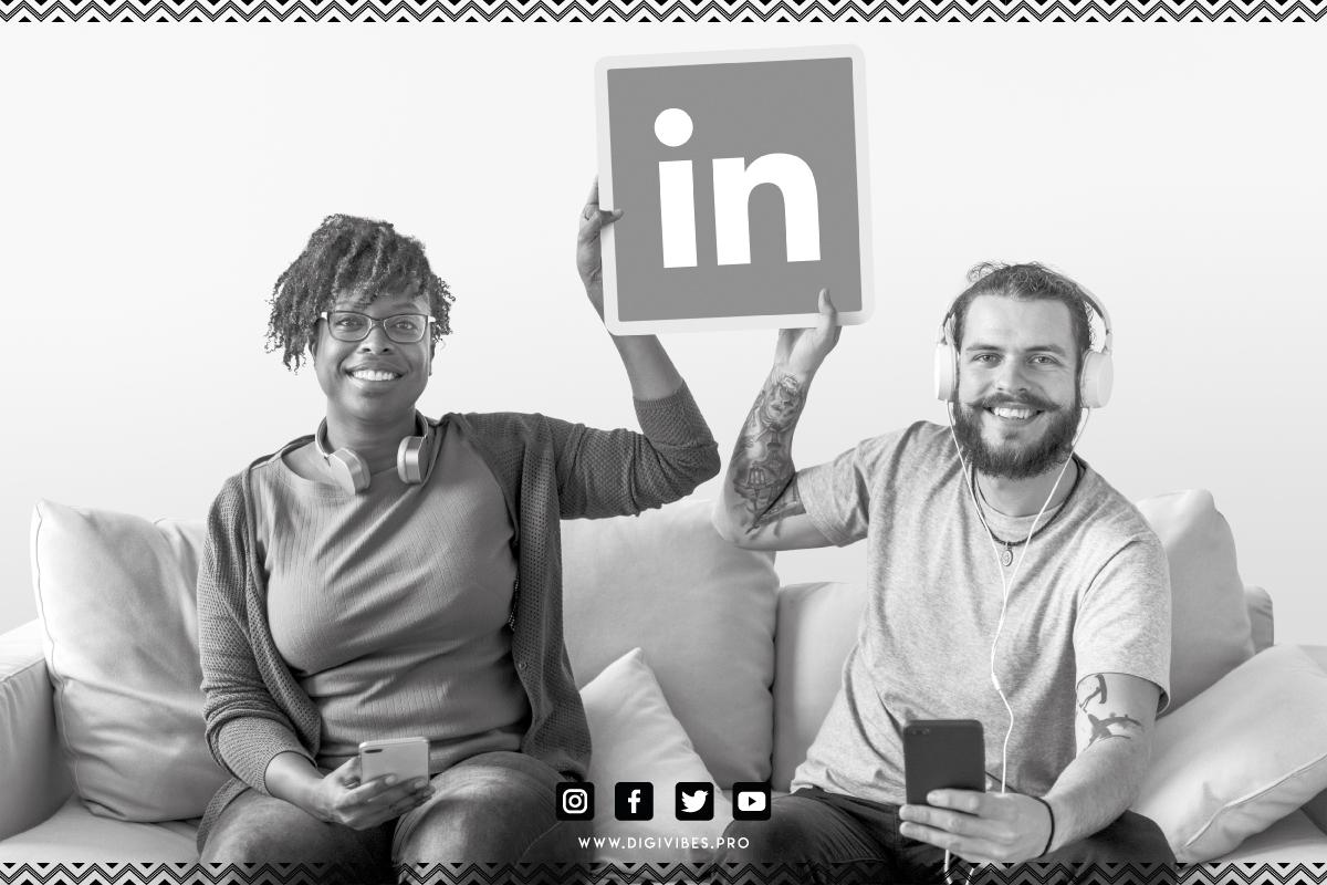 Publicité sur LinkedIn Dakar Sénégal