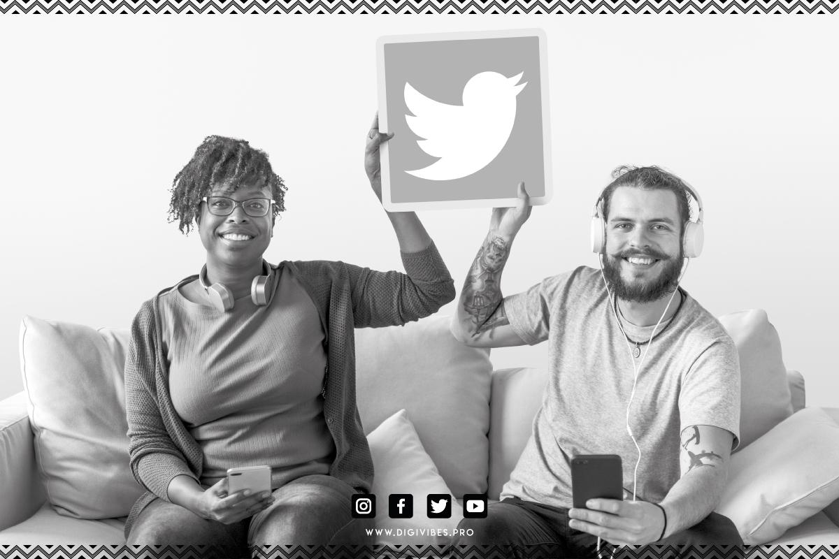 Publicité sur Twitter Dakar Sénégal